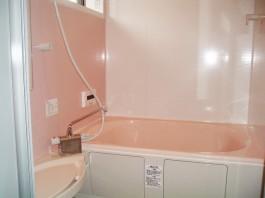 福岡県春日市の水まわり(バスルーム)リフォーム施工例。バスルームのアフター写真。