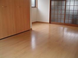 福岡県春日市の内装(リビング)リフォーム施工例。内装(リビング)リフォームのアフター写真。