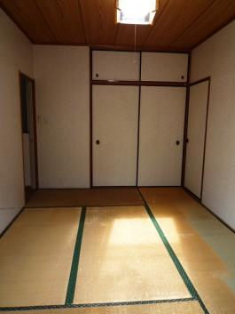 福岡県春日市内装(階段・廊下・個室)リフォーム施工前。内装リフォームのbefore写真。