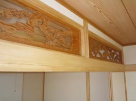 福岡県春日市内装(和室)リフォームの施工例。内装(和室)のafter写真。