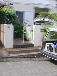 福岡県福岡市早良区 外構リフォーム工事