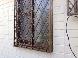 福岡県糟屋郡宇美町の外壁塗装・壁の補修工事。壁を補修して塗装リフォームをしました