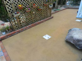 福岡県太宰府市の外構ガーデンリフォーム工事。家、外構、お庭全て同時にリフォーム。
