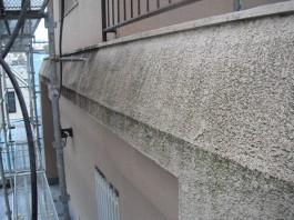 福岡県福岡市中央区の外壁塗装・光触媒工事のリフォーム工程を紹介。塗り替わるまでの流れ。