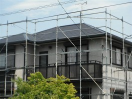 福岡県朝倉市の屋根塗装のリフォーム工程をご紹介!屋根の塗替えで長持ちの住まいへ。