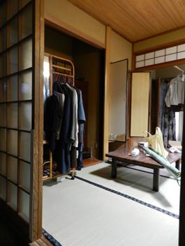 リフォーム前の和室の写真です。