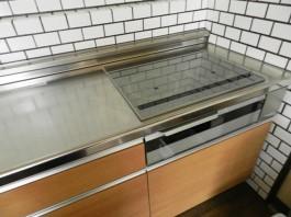 キッチン・IHヒーターのリフォーム